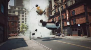 浮浪者の生活描く新作シム『Bum Simulator』が再びリリース延期―強烈な新スキルの映像も披露