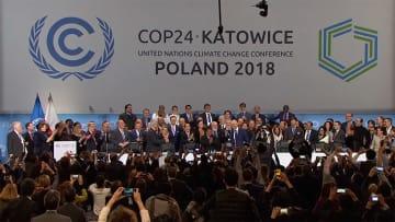 「パリ協定」実施ルールに合意 温暖化対策「COP24」