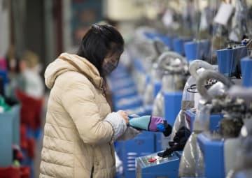 デジタル化が「靴下の町」のモデル転換を促進 浙江諸曁
