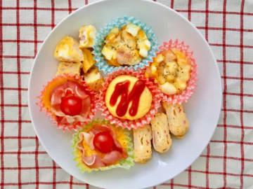 【お弁当の卵おかず5選】レンジやトースターでパパッと簡単に