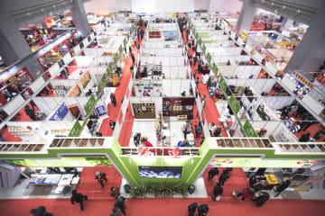 第27回中国食品博覧会および中国(武漢)国際食品見本市開幕 湖北省武漢市