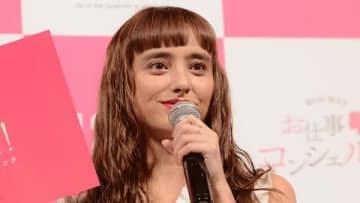 映画「アイ・フィール・プリティ!人生最高のハプニング」の試写会イベントに登場した石田ニコルさん