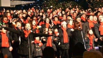 小倉のXマス、イベント準備着々 21~24日「マーケット」 市民合唱団がゴスペル披露 [福岡県]