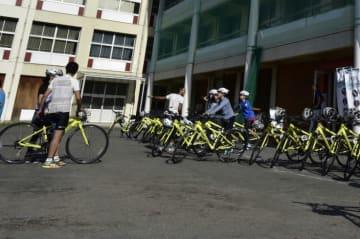 【静岡県】リンケージサイクリング「クロスバイク体験合宿」2/23〜24開催