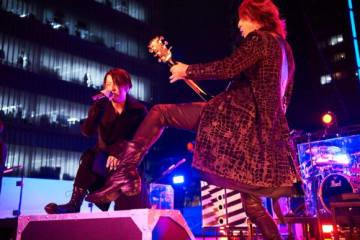 六本木ヒルズアリーナで行われたGLAY56thシングル発売記念ライブがGYAO!にて期間限定配信決定!