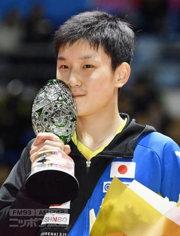 卓球 グランドファイナル 男子シングルス 張本智和 張本 チョレイ 優勝 最年少