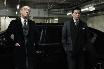 連続ドラマ「SUITS/スーツ」最終回のシーンカット=フジテレビ提供