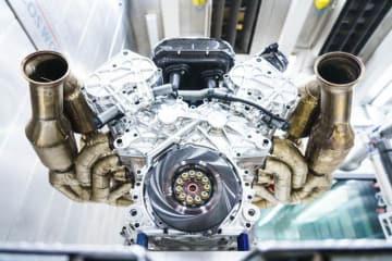 アストンマーティン ヴァルキリー用V12エンジン