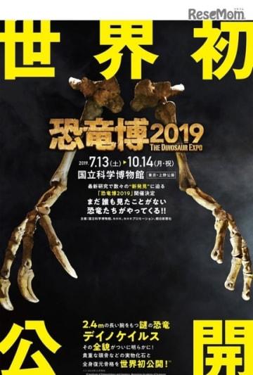 恐竜博2019 (c) Institute of Paleontology and Geology,Mongolian Academy of Sciences