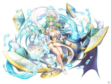 「神姫PROJECT A」津路参汰氏デザインのSSR神姫「フェブルウス」など新キャラ3体が追加!