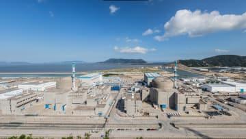 世界初のEPRが商業運転 広東省台山原子力発電所