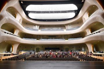 福州海峡文化芸術センター、市民開放日のイベント開催