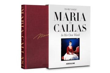 『私は、マリア・カラス』英語版写真集の販売が決定!