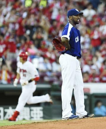Baseball: Tigers scoop up former Dragon lefty Garcia