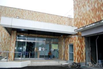 4月に県熊谷地方庁舎内への移転する県立熊谷点字図書館=熊谷市上之