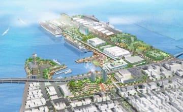 ロープウエー構想に疑問噴出 福岡市・博多港WF再整備 「検証不足」「導入ありきだ」
