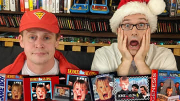 「The Angry Video Game Nerd」にマコーレー・カルキン登場! ゲーム版『ホーム・アローン』を痛烈レビュー