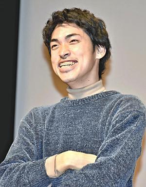 映画監督・渡辺裕也さん「かっこよかった」 祖父の姿を映画に