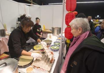 スイス·ベルンで中国美食文化祭開催