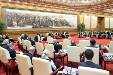 李克強総理、「中国を読み解く」国際会議代表と会見