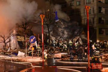 札幌 豊平区 爆発 アパマンショップ スプレー 100本 放出 46人 重軽傷 火事 火災