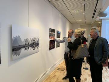 写真展「スウェーデン人が見た中国」、ストックホルムで開催