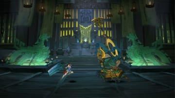 古代中国の神話と歴史を基にした幻想的ACT『Bladed Fury』配信開始!
