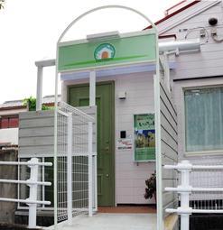 助産院の一角に開設されている「小さないのちのドア」=神戸市北区ひよどり台2