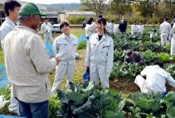 模索する専門性(5)農業高 都市型を目指して