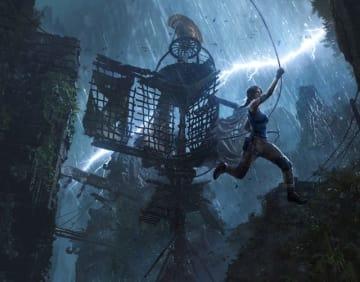 『シャドウ オブ ザ トゥームレイダー』DLC第2弾「THE PILLAR」配信!終末の真実を探し出せ