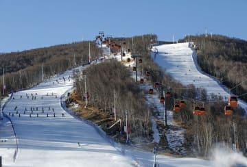 第18回中国·崇礼国際スキーフェスが開幕 河北省