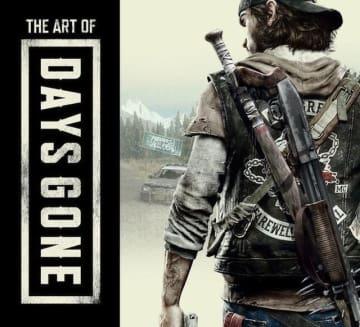 『Days Gone』のアートブックが来年4月に発売―ゲームの世界観や開発者が語る秘話を収録