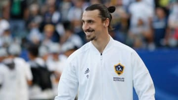 イブラヒモヴィッチ、MLS残留が正式決定!2019年もLAギャラクシーで