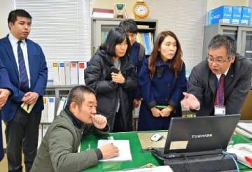 韓国・群山市職員が平戸市を視察 ふるさと納税制度を研究 [長崎県]