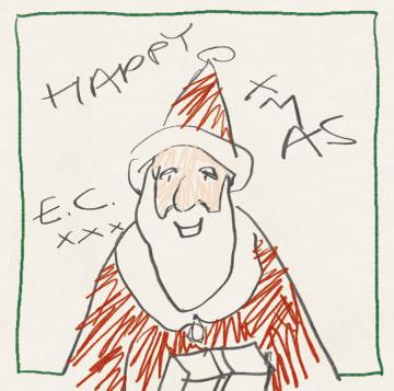 エリック・クラプトン『ハッピー・クリスマス』