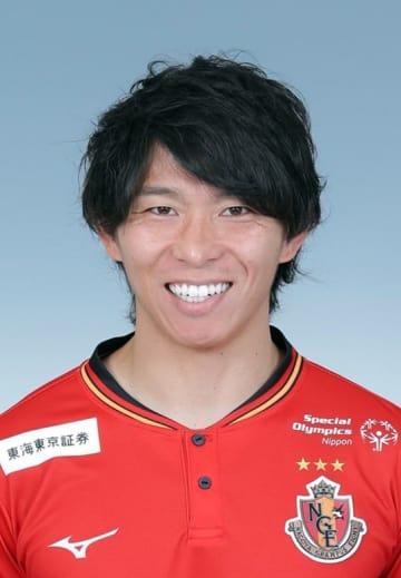 J1名古屋の佐藤寿人