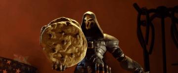 『オーバーウォッチ』リーパー&トレーサーがクッキーを巡りひと悶着?癒し系ストップモーションアニメ