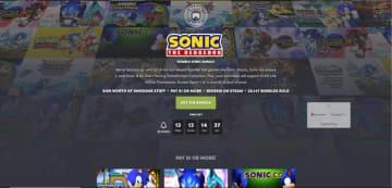 『ソニック』シリーズを収録した「Humble Sonic Bundle」販売開始―現在は国内からも購入可能