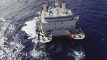 マリアナ海溝 海の最深部の科学的神秘を探る
