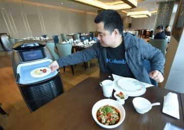 スマートなサービスを楽しめる「未来ホテル」を訪ねて 杭州
