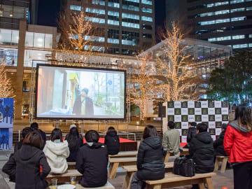 品川で映画を見ながら温まる!ショートショートの世界旅行。