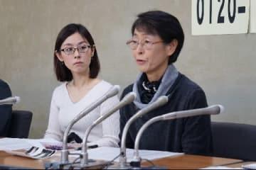 加藤みはるさん(右)、娘のみさきさん