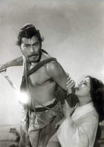 1950年公開の映画『羅生門』より - Daiei / Photofest / ゲッティ イメージズ
