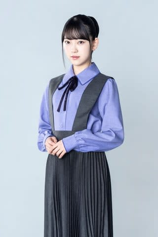 連続ドラマ「ザンビ」に出演する堀未央奈さん(C)zambi project