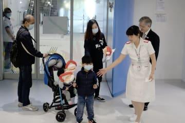 香港初の小児科専門病院、正式に開業