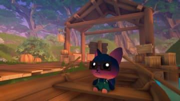 ぬいぐるみの森『Garden Paws』Steamにて発売!激カワキャラのスローライフシム