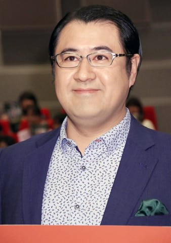 映画「コンフィデンスマンJP」のファンミーティングに登場した小手伸也さん
