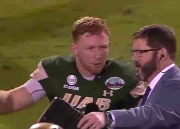 UAB Football beats Northern Illinois 37-13 in Cheribundi Boca Raton Bowl 2018
