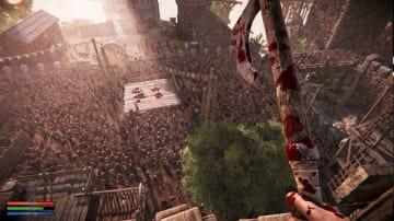 ファンタジーオープンワールドゾンビRPG『The Black Masses』新映像!世界を埋め尽くす膨大なゾンビ…