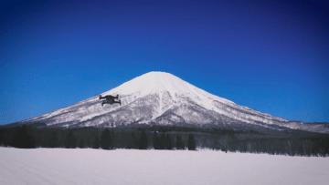 標高1,898m、富士山に似たその面持ちから蝦夷富士とも呼ばれています。